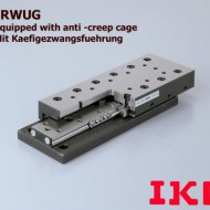 Keresztgörgős lineáris vezetékek CRW, CRWG (limitált mozgás)